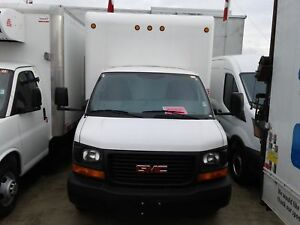 2015 GMC Savana Commercial Cutaway*16Ft Cube Van*Back up Camera