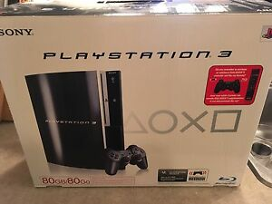 PS3 - 80 GB - PlayStation 3