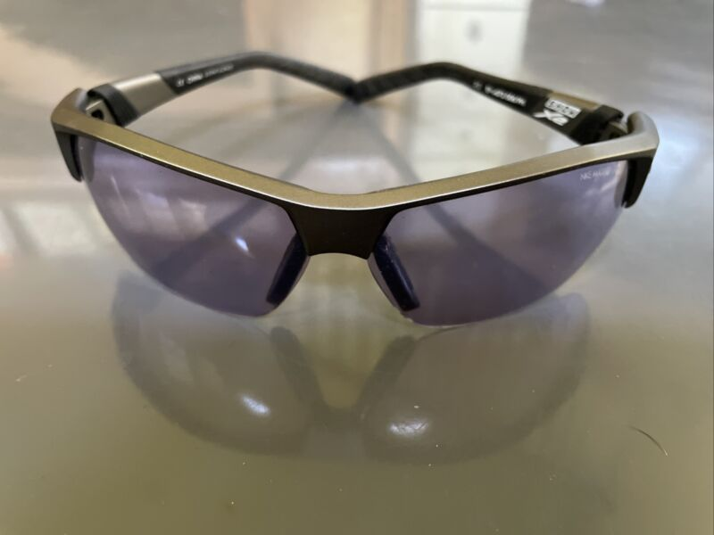 Nike - Show X2 - Stealth Frame - Max Golf Tint/ Grey Lens Pre Owned No Scratches