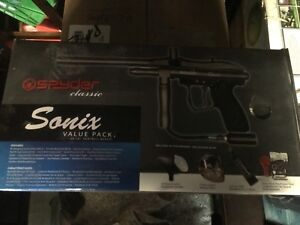 Paintball Gun Set