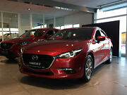 Mazda 3 Exclusive Head-Up Lenkradheizung Automatik