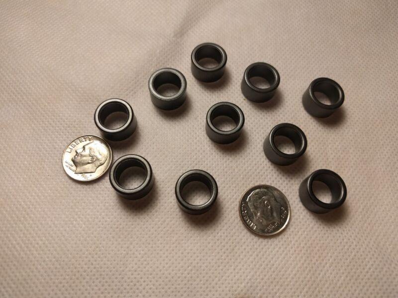 10x Ferrite Toroid Ring Cores EMI RFI Filter Choke DC Noise Metal Wire Beads