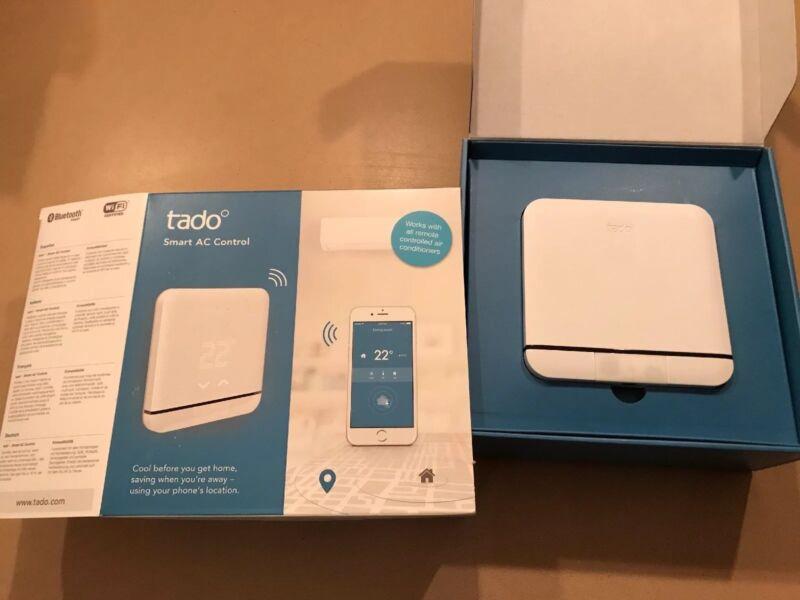 Tado Smart Temperature Control White AC0100-US