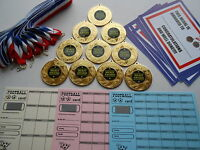 Merit Award Medals X 10 Metal/50mm /gold -silver Or Bronze/ Certificates - fundraising and medals - ebay.co.uk