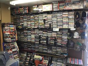 Large assortment of DVDs $1 each