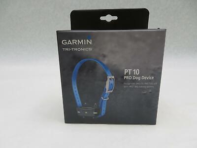 Garmin 010-01209-10 PT10 Pro Dog Device Collar - Blue
