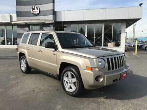 2010 Jeep Patriot North Sport 4WD ONLY 133KM