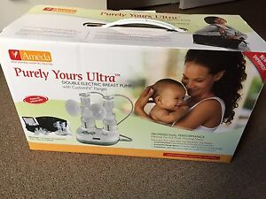 Ameda Purely Yours Ultra - Double Electric Breast Pump