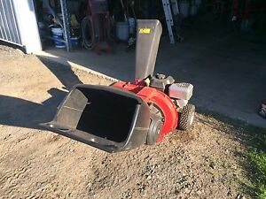 Yard Machines 7.5hp chipper shredder