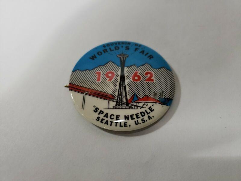 Vintage 1962 Seattle World