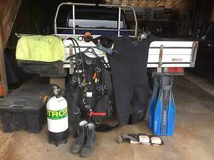 scuba diving gear Leongatha South Gippsland Preview