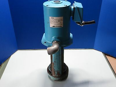 Teral Kyokuto Cnc Coolant Pump Lsw20a0.25-250