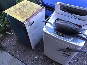 Scrap metal FREE Fridge/washing machine Morpeth Maitland Area Preview