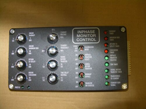 Generac 092734 InPhase Monitor Control 92745-c.