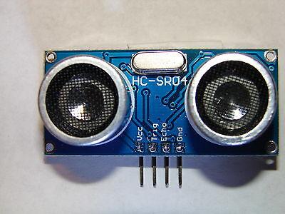 Ultrasonic Distance Sensor Module Hc-sr04 For Arduino - Usa Seller-free Shipping