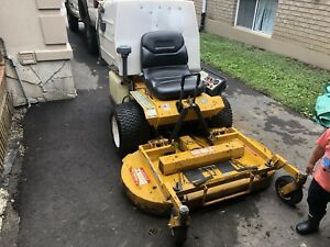 Walker Mower GTS 48""