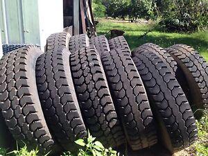 Truck/Trailer tyres Humpty Doo Litchfield Area Preview