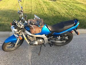 Selling Certified Suzuki GS500