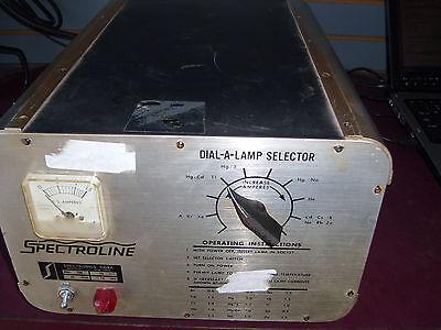 Spectroline Dial-a-lamp Selector Model 1500