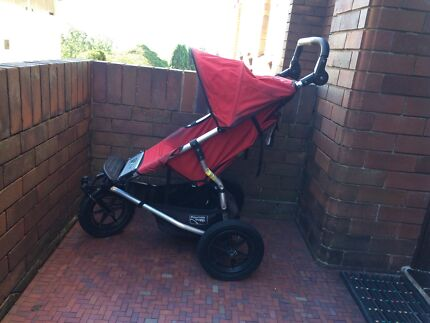 Mountain Buggy Pram for Sale - Children don't fit in it anymore Bellevue Hill Eastern Suburbs Preview