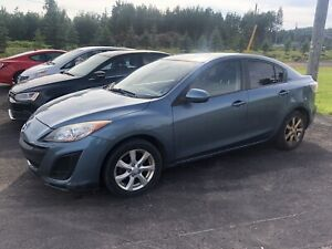 Mazda 3 for sale low km!
