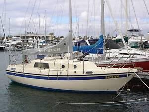 Roberts Adventure 25 Cruising Yacht Wannanup Mandurah Area Preview