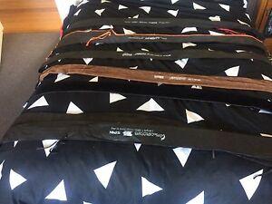 Fishing rod sleeves Cardigan Ballarat City Preview