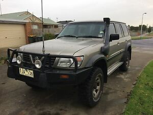 1999 Nissan Patrol Wagon East Geelong Geelong City Preview