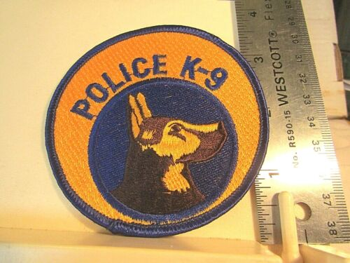 New Orleans Police K-9 canine patch NOS LA Louisiana dog