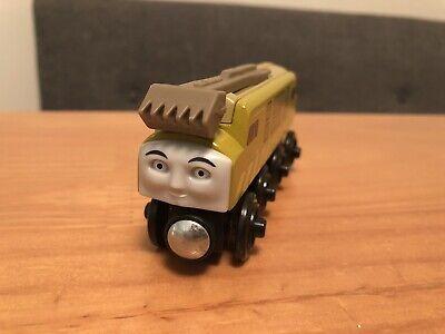 Thomas The Train Wooden Railway Diesel 10 with Sliding Pincher