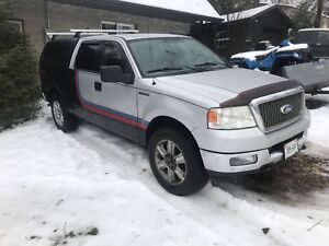 04 FORD F150 4x4