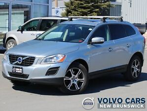 2012 Volvo XC60 T6 AWD | HEATED LEATHER | SUNROOF