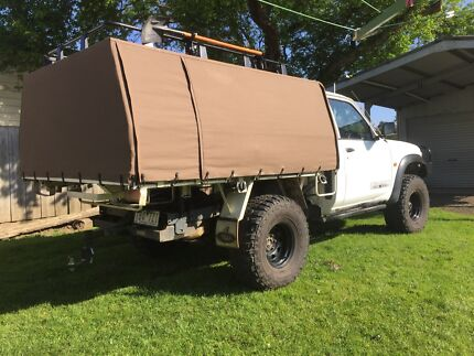Nissan patrol 4.2 turbo diesel Mirboo North South Gippsland Preview