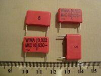 rm15 1 condensateur capacitor RIFA pme261 EB 0,022uf 630 V