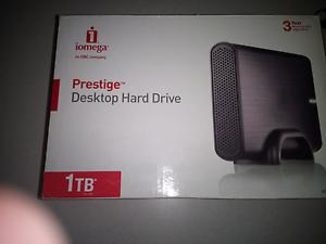 Prestige 1TB desktop hard drive Keilor Brimbank Area Preview