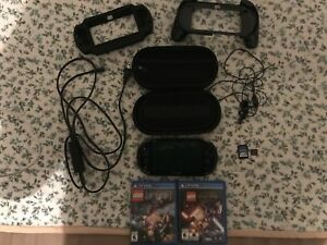 16GB PS Vita + more