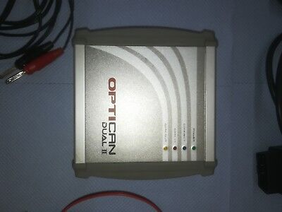 Optican Dual ll flasher EDC17 MED17 Bootmode!!! gebraucht kaufen  Ehingen
