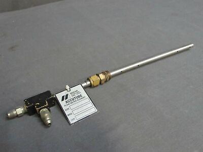Meriam 20t Series Flow Meter Element 8 38dia Probe