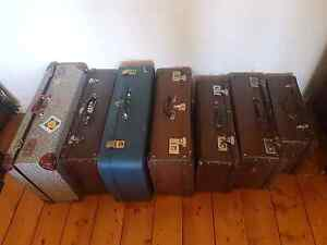 Antique /Vintage suitcases Geelong Geelong City Preview