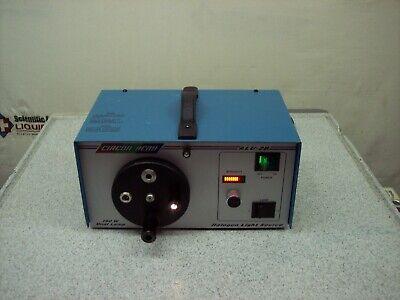 Circon Acmi Alu-2b Halogen Light Source