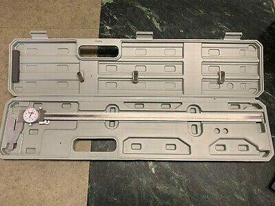 Spi 17-978-8 24 Dial Caliper W Carry Case For Parts -ships Free-