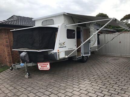 Jayco Outback Expanda 16-49-1 2009 Seaford Frankston Area Preview