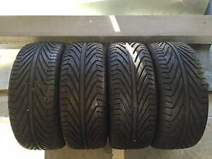 Michelin Pilot Sport Tyres - 225/40ZR18 (Like New) Southbank Melbourne City Preview