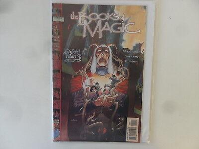 DC/ Vertigo (USA) - The Books of Magic - Nr. 11 - Zustand: 1