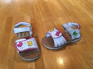 Girls 'Rachel Shoes ' sandals size 8