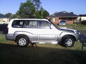 2005 Hyundai Terracan Wagon Melton South Melton Area Preview