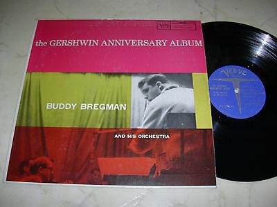 BUDDY BREGMAN AND HIS O. Gershwin Anniversary Album US