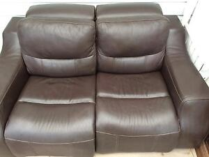 Leather Lounge Bayview Pittwater Area Preview