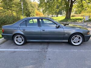 2003 BMW 530i Safety and E-tested