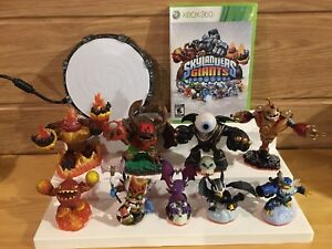 Skylanders Giants Lot 1
